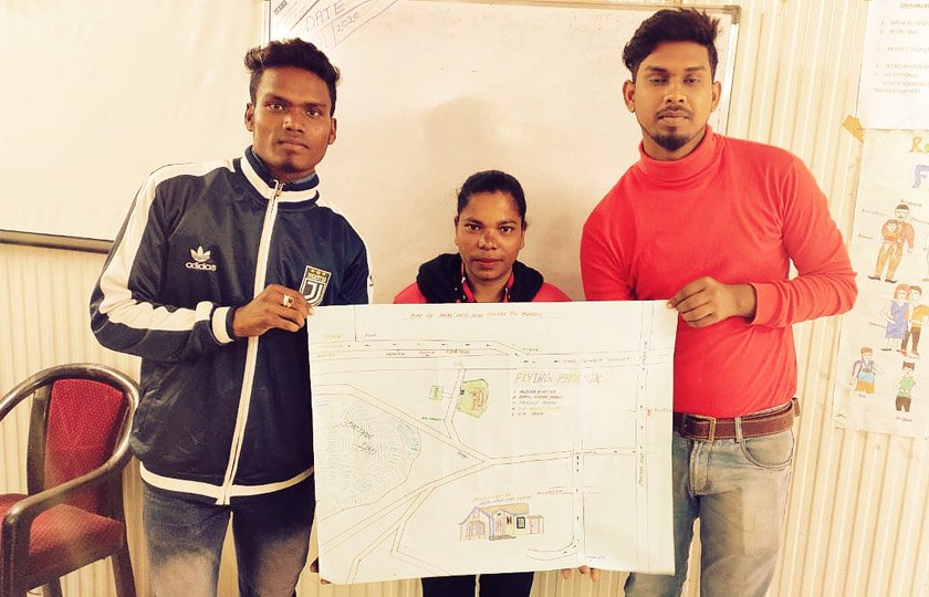 Asrina Youth Transformation Success Story