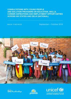 UNICEF Report - Head Held High - Pravah